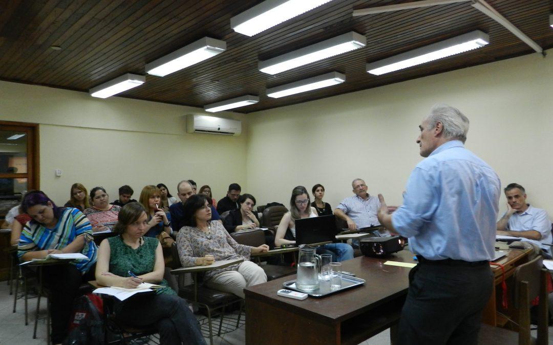 Culminó primera etapa de seminario sobre desigualdades en Paraguay